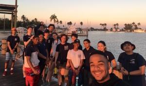 Life Of A Harbor School Diver Professional Diving